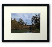 Bruce Tunnel - West End Framed Print