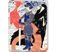 The Knight, Death, and the Devil iPad Case/Skin