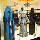 Fashionable burkas - Dubai by machka