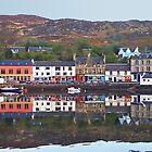 Tarbert, Loch Fyne by GillBell