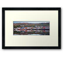 Tarbert, Loch Fyne Framed Print