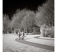 Walking in the Park with Eloise... Photographic Print