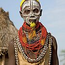 KARO WOMAN by Nicholas Perry