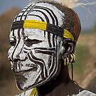 KARO TRIBAL CHIEF 2 by Nicholas Perry
