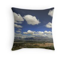 Up in the clouds.......... Throw Pillow