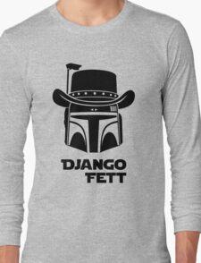 Django Fett Unchained Long Sleeve T-Shirt