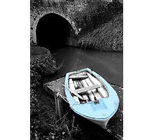 Mooring - Bruce Tunnel Photographic Print
