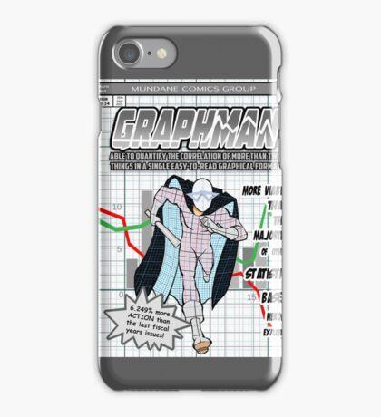 GraphMan iPhone Case/Skin
