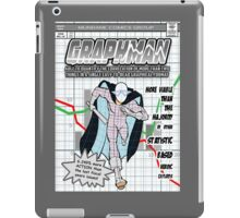 GraphMan iPad Case/Skin