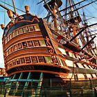HMS Victory #2 by ElsieBell