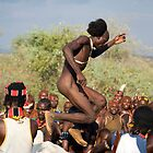 HAMAR CATTLE JUMP 1 by Nicholas Perry