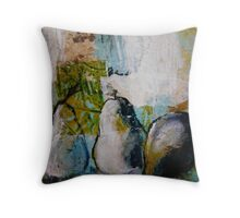 Pears 1 Throw Pillow
