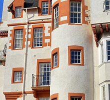 Scottish Architecture, Edinburgh, UK by David A. L. Davies