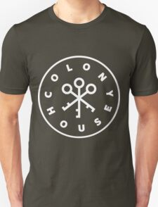 Colony House Band Graphic (white) T-Shirt