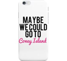 Mermaid Motel iPhone Case/Skin