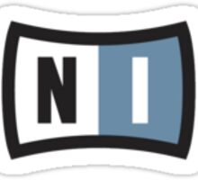 Native Instruments Logo Small Sticker