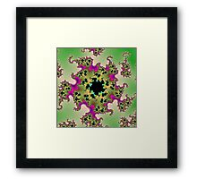 Egyptian Flu Framed Print