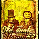 Old fart - and proud of it (poster) by TheMaker