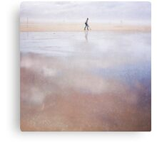 The Treasure Hunter Canvas Print