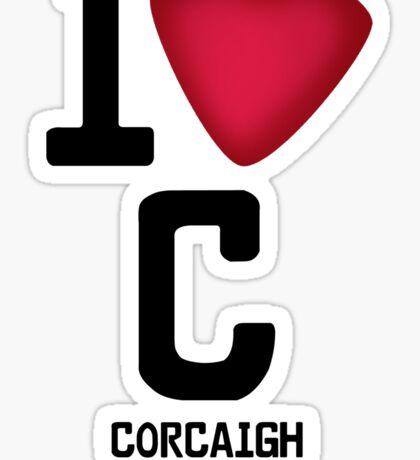 Cork Sticker