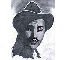 Guru Dutt.........Indian Actor Photographic Print