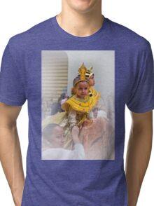 Cuenca Kids 672 Tri-blend T-Shirt