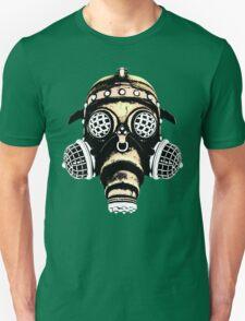 Steampunk / Cyberpunk Gas Mask #1B T-Shirt