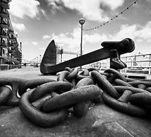 Anchored by Graham Ettridge