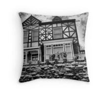 Mossbank Way Throw Pillow