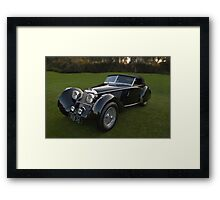 1937 Squire Corsica Short Chassis Roadster Framed Print