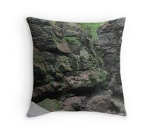 Ancient Canyon Throw Pillow