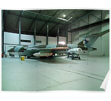 Handley Page Victor Poster