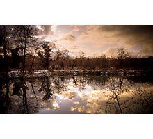 Lagan Meadows Photographic Print