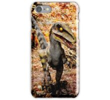 If you go down to the woods today ..... iPhone Case/Skin