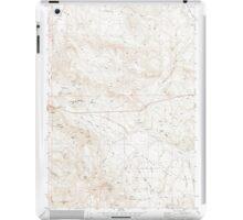 USGS Topo Map Oregon Virtue Flat 281976 1994 24000 iPad Case/Skin