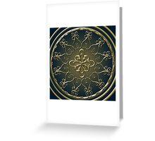 Nemos golden delight Greeting Card