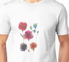 Taylor Swift Watercolors Unisex T-Shirt