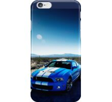 Ford- SHELBY iPhone Case/Skin