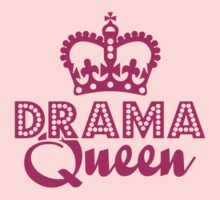 Drama Queen by DetourShirts