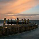 The Harbor by Adri  Padmos