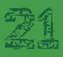 21 Guns by DetourShirts