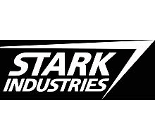 Stark Industries Photographic Print