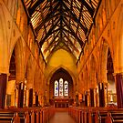 St Francis Church, Adelaide by Ali Brown