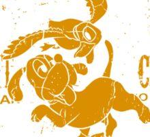 Duck Hunt Champion Sticker