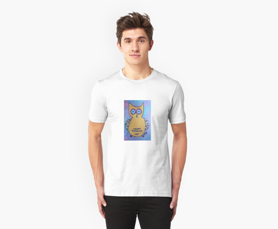 Shiloh Moore's 'Owl' shirt by Art 4 ME