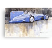 Bluebird world land speed record car 1931 Canvas Print