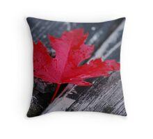 I AM CANADIAN Throw Pillow