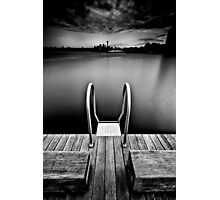 Pyrmont Pond (Borderless) Photographic Print