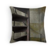 the stair Throw Pillow