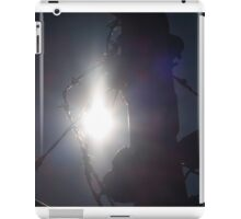 Barbed Wire Sunset iPad Case/Skin
